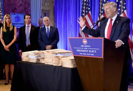 Donald Trump Revocable Living Trust