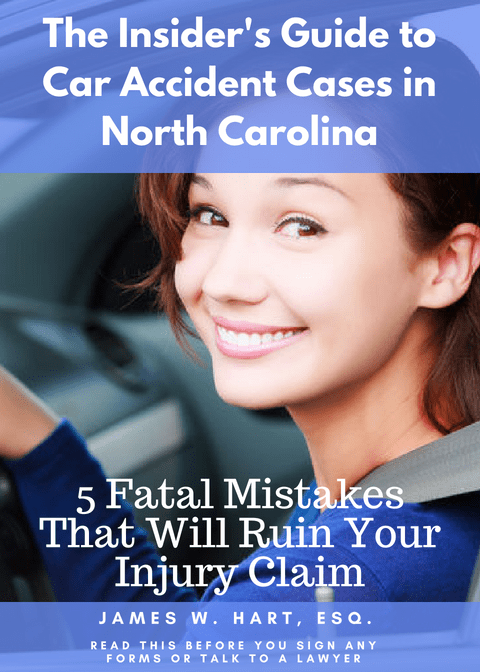 Guide to Car Accident Claims in North Carolina
