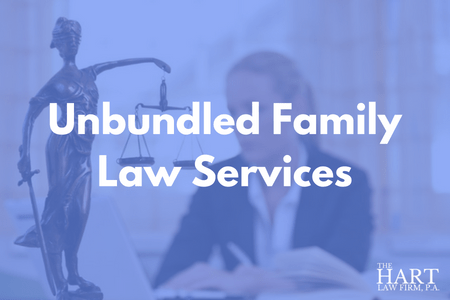 unbundled legal services family law
