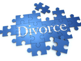 5 step divorce process