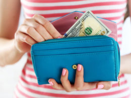 how to hide money from your spouse
