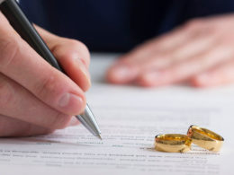 separation agreements in north carolina