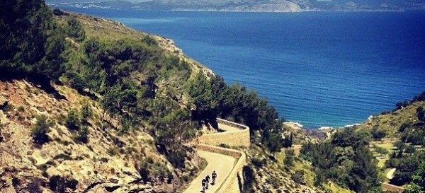 Descend On A Road Bike
