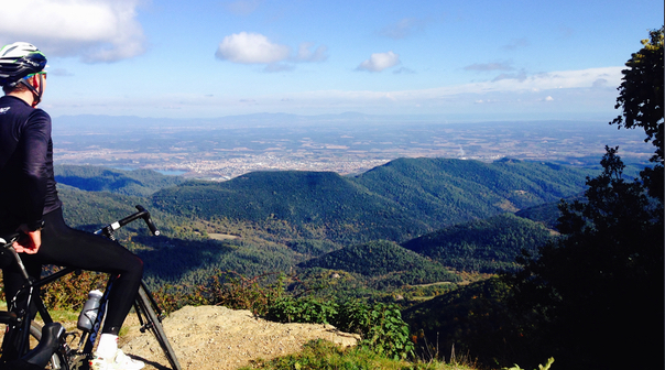 Top Of Rocacorba