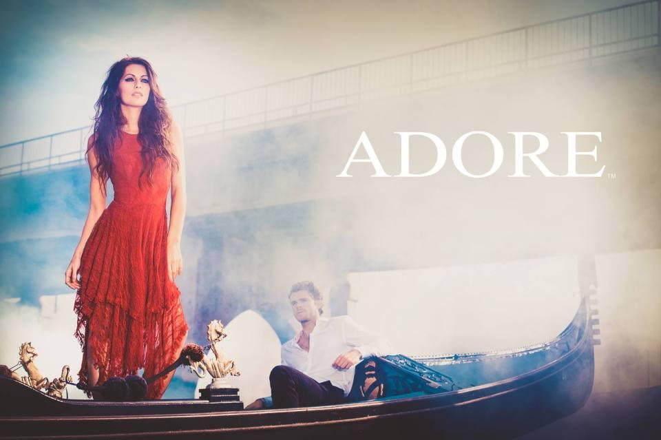 Adore Apparel Spring Summer 2015 Campaign