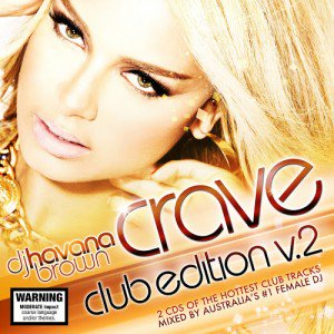 Havana Brown Crave Club Edition v.2 by Los Angeles Photographer James Hickey