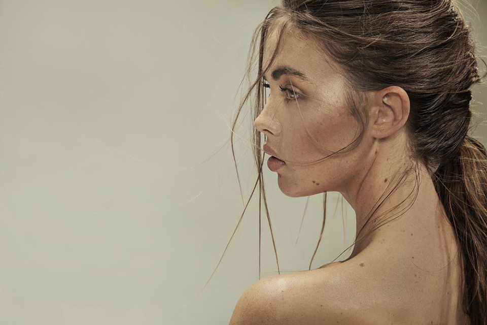 Los Angeles Beauty Photographer James Hickey and Elite Model Terra G