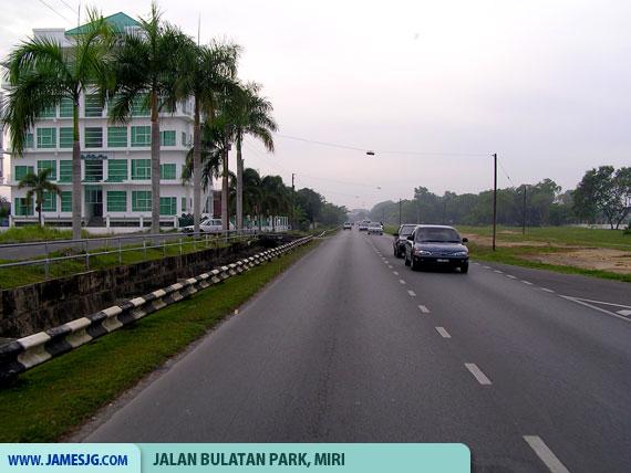 Jalan Bulatan Park, Miri