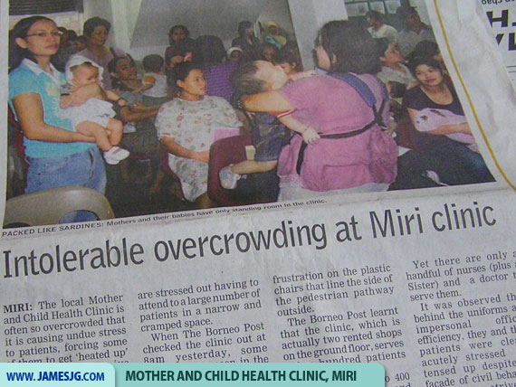 Mother and Child Health Clinic