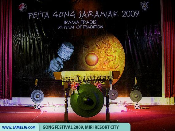 Gong Festival 2009
