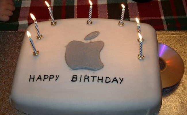 Happy 37th Birthday Apple James Jing Yi S Blog