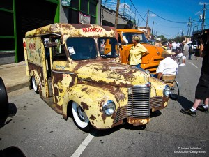 Invasion Car Show–Deep Ellum, Dallas, Texas
