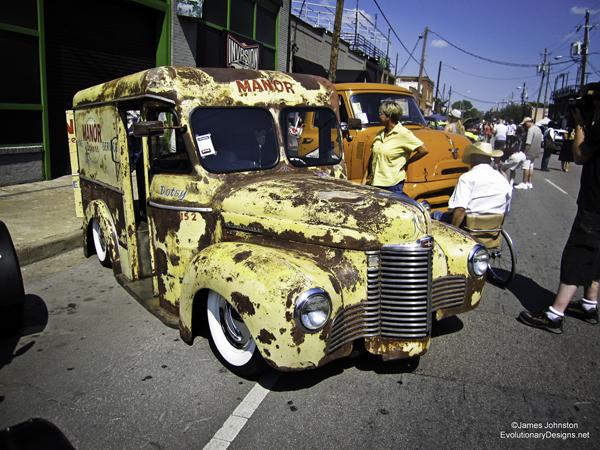 Invasion Car Show Deep Ellum