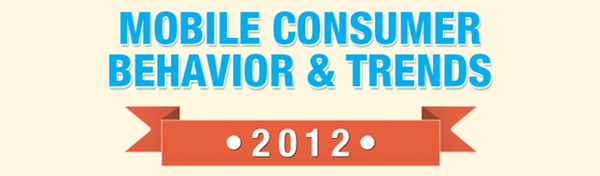Mobile Consumer Behavior and Trends For 2012 (Infographic)