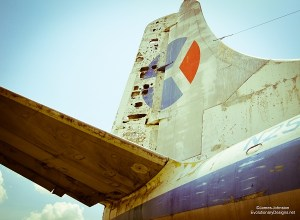 Abandoned 404 Martin Passenger Plane Found Near Paris, TX