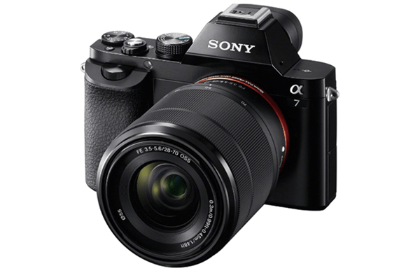Sony 24.3 MP a7K  with 28 – 70mm lens kit