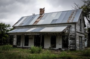 Abandoned Farm house in Rockwall, Texas