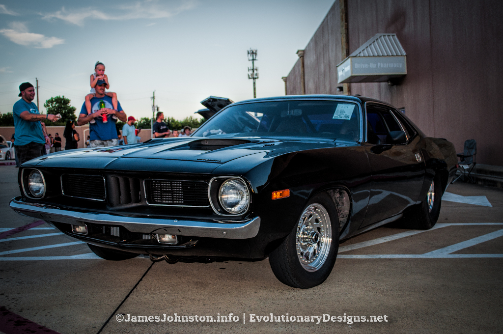 2015 Sachse, Texas Cars Under the Stars Car Show