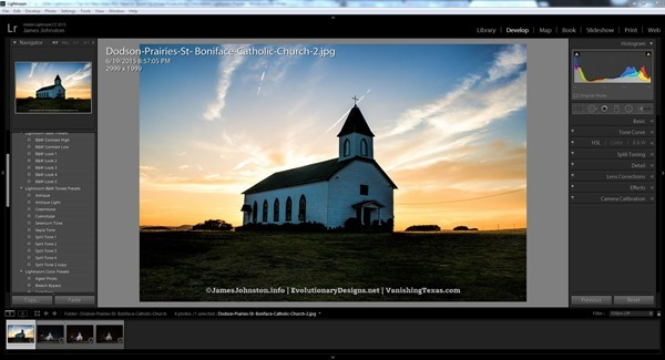 Need to Speed Up Image Productivity? Use Adobe Lightroom Presets
