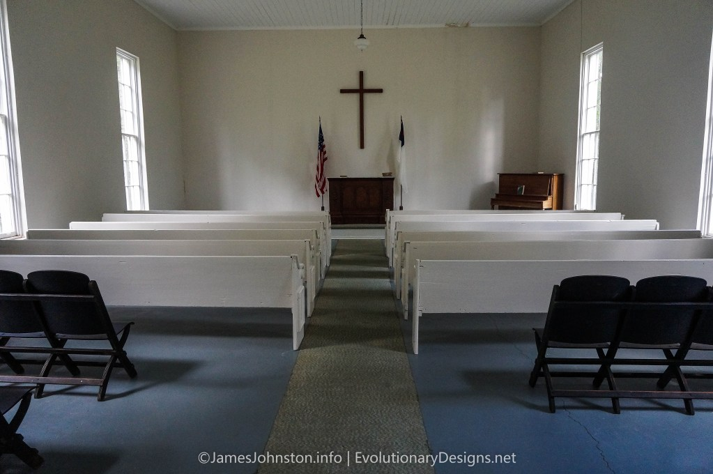 Bethel Presbyterian Church near Port Gibson, Mississppi