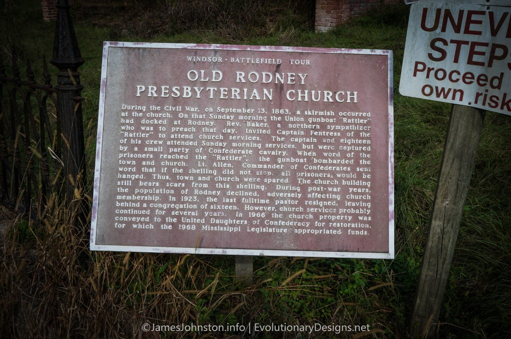 Old Rodney Presbyterian Church