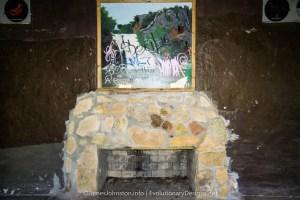 Collings Castle in Turner Falls Park
