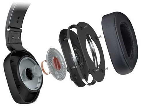 JLab Audio Flex Folding Studio Headphones