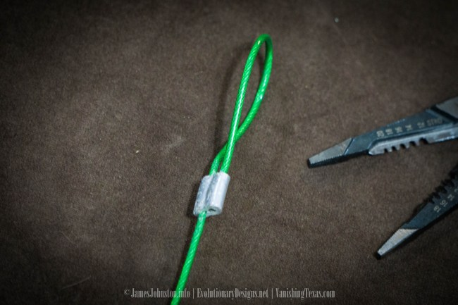 DIY Safety Tether - How to make a safety tether for your camera