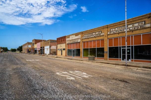 Downtown Paducah, Texas