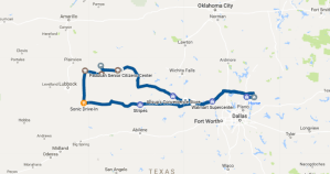 September 2017 West Texas Road Trip