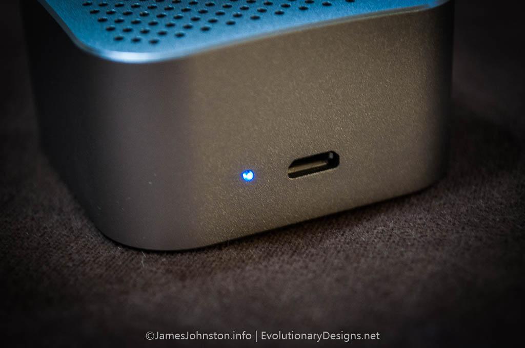 Anker SoundCore Nano Bluetooth Speaker - Connected