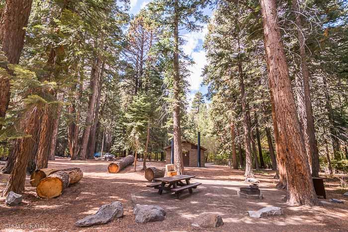 Best Camping Near Yosemites Tioga Pass Entrance