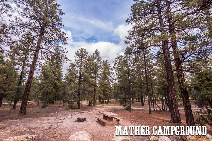 Mather Campground Photos Grand Canyon James Kaiser