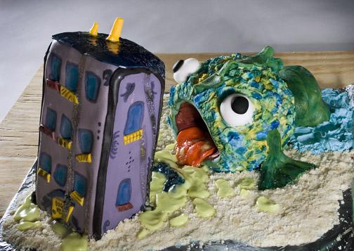 Elise Carlson's Cake