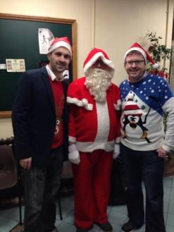 James Lawless Christmas 2014