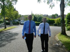 Micheal Martin James Lawless canvass
