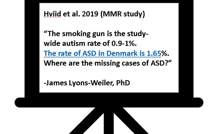 An Autopsy on Hviid et al. 2019's MMR/Vaccine Science-Like Activities