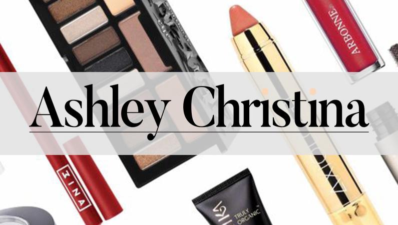 Ashley Christina Makeup – New Website now Live!