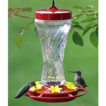 Medium Sized Hummingbird Feeder