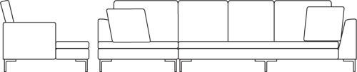 Chiswick Modular Lounge