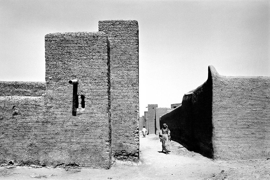 Street, Djenne, Mali
