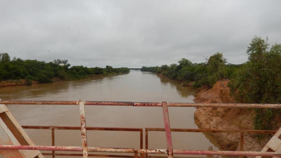 The Gambia River, Senegal