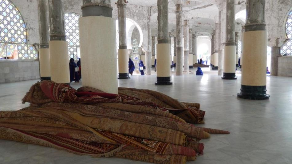 Touba Mosque, Senegal