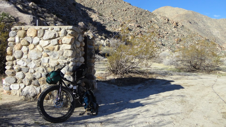Bike Packing Anza-Borrego Desert