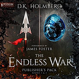 The Endless War: Publisher's Pack. Books 1-2 – JAMES ANDERSON FOSTER