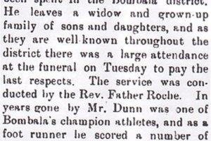 John Dunn Death
