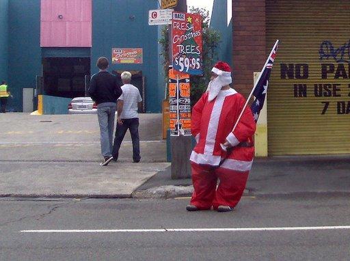 Christmas Santa 2007