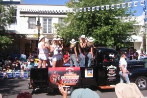Tamworth country music cavalcade
