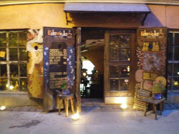 Atmospheric restaurant, Tallinn Old Town