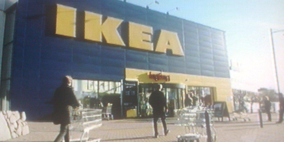 Sunday Arvo at IKEA